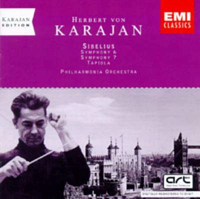 Karajan Edition - Sibelius: Symphonies, Nos. 6 & 7 Etc.