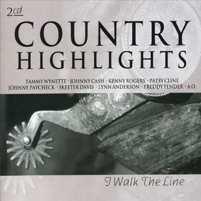 Country Highlights: I Walk the Line