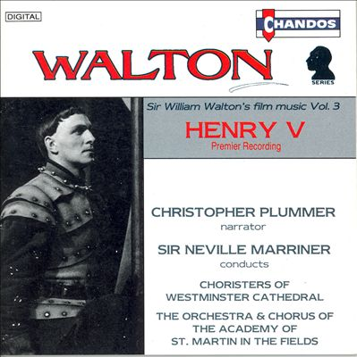 Sir William Walton's Film Music, Vol. 3