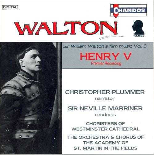 Sir William Walton's Film Music, Vol. 3