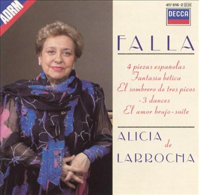 Falla: El Amore Bruja Suite
