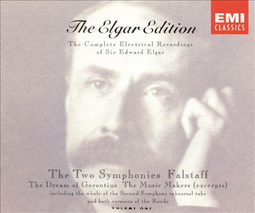 Elgar: The Two Symphonies; Falstaff