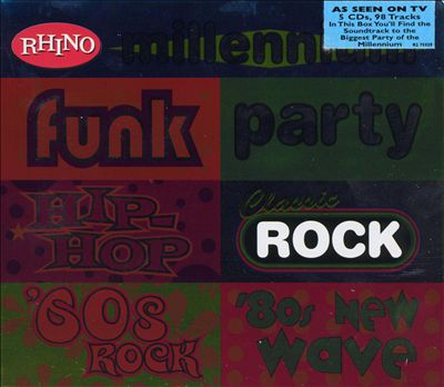 Millennium Party [Rhino Box]