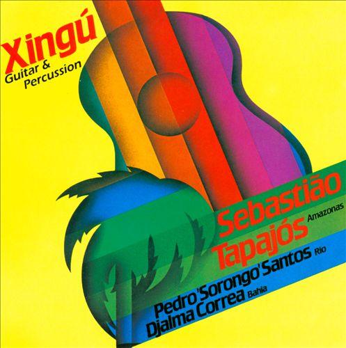 Xingú: Guitar & Percussion