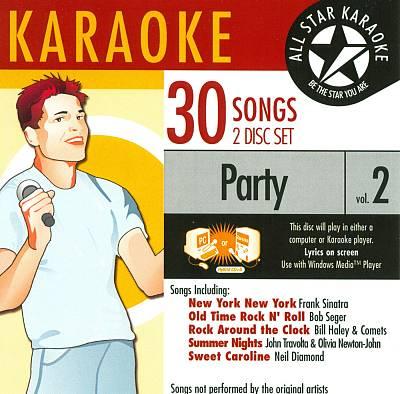 Karaoke: Party, Vol. 2