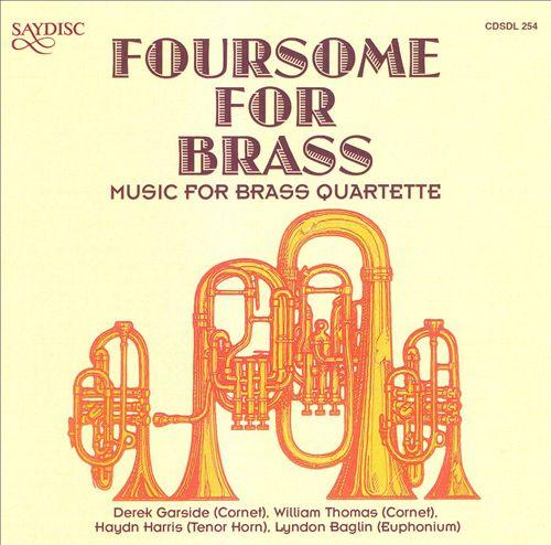 Foursome for Brass