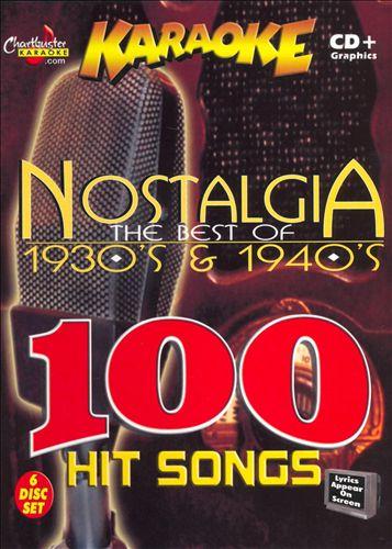 Nostalgia 1930's & 1940's