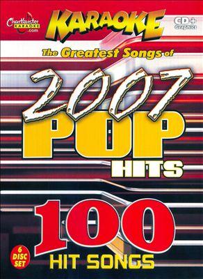 Karaoke: 2007 Pop Hits [Chartbuster]