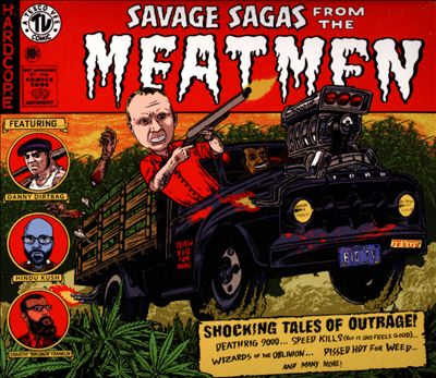 Savage Sagas from the Meatmen