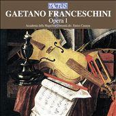 Franceschini: Sonatas, Op. 1