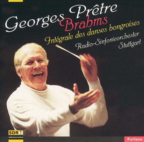 Brahms: Intégrale des danses hongroises