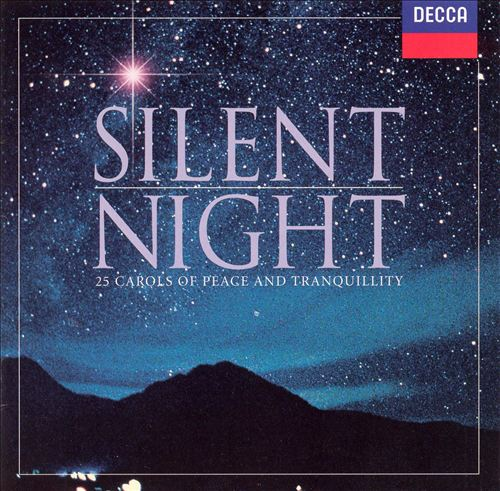 Silent Night: 25 Carols of Peace & Tranquility