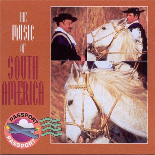 Music of South America [Passport]