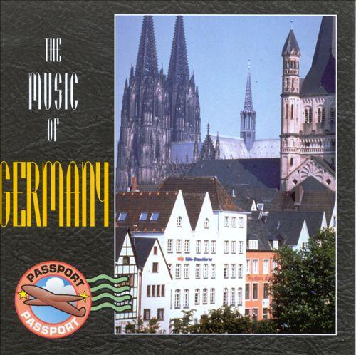 Music of Germany [Passport]