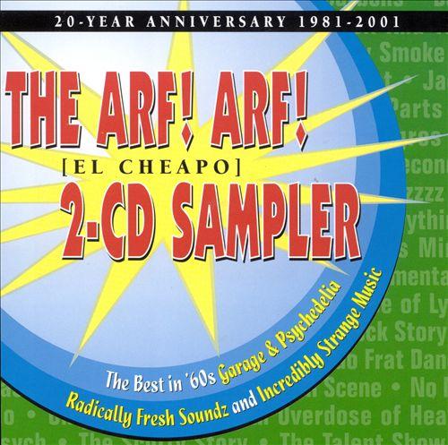 The Arf! Arf! (El Cheapo) 2-CD Sampler