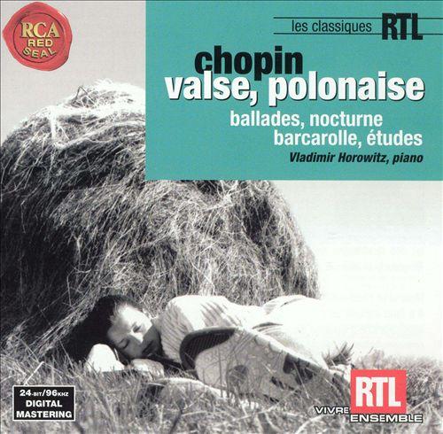Chopin: Valse, Polonaise