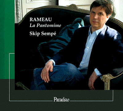 Rameau: La Pantomime [CD + DVD]
