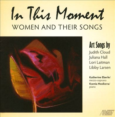 In This Moment: Women and Their Songs