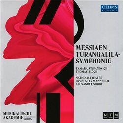 Messiaen: Turangal?la-Symphonie