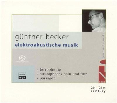 Electroakustische Musik