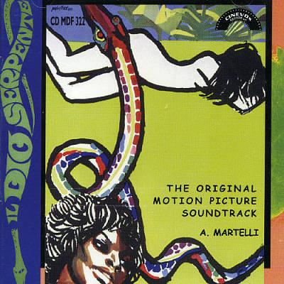 Il Dio Serpente [Original Motion Picture Soundtrack]