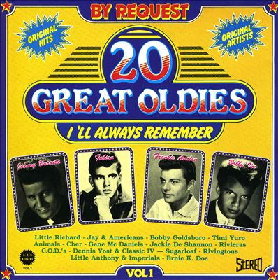 20 Great Oldies I'll Always Remember, Vol. 1