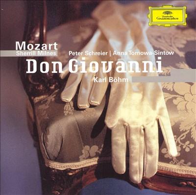 Mozart: Don Giovanni
