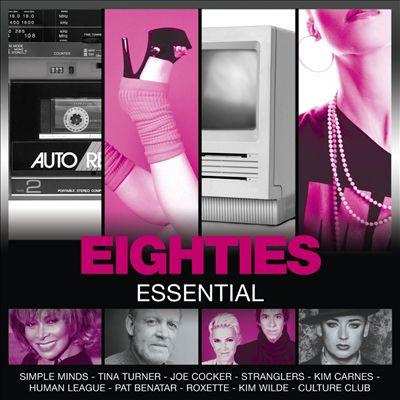 Essential Eighties [Mixed Repertoire]