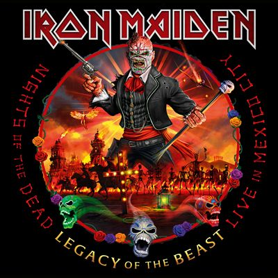 Nights of the Dead, Legacy of the Beast [Live in Mexico City]