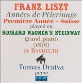 Franz Liszt: Années de Pèlerinage, Première Année (Suisse)