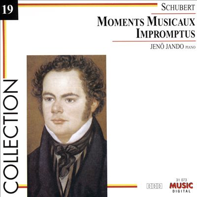 Schubert: Moments Musicaux; Impromptus