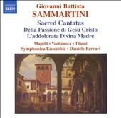 Giovanni Battista Sammartini: Sacred Cantatas