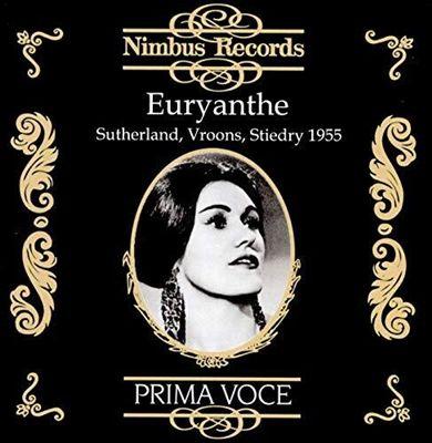 Weber: Euryanthe (1955)