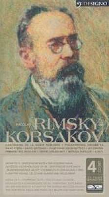 Nikolai Rimsky-Korsakov [Box] [Germany]