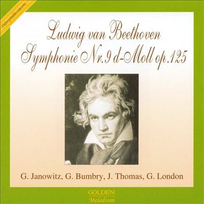 Beethoven: Symphonie Nr. 9