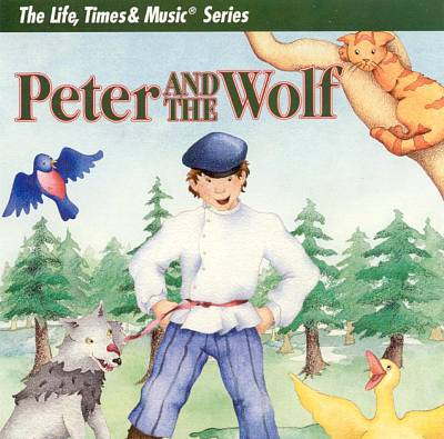 Peter And The Wolf, Op67