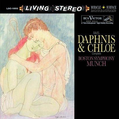 Ravel: Daphnis & Chloe Complete