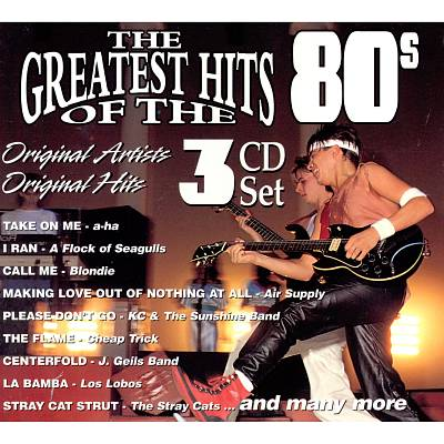 The Greatest Hits of the 80s [Box Set #2]