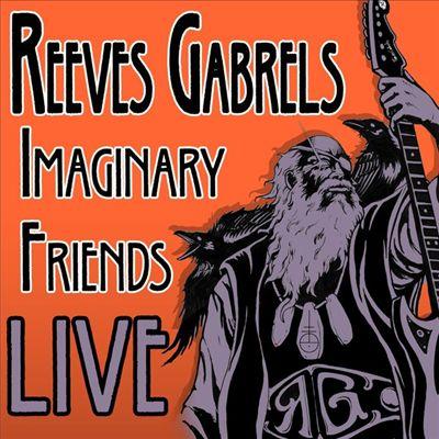 Imaginary Friends: Live