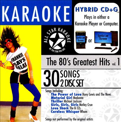 The 80's Greatest Hits