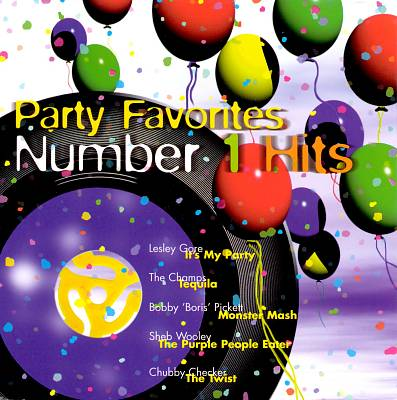 #1 Hits: Party Favorites