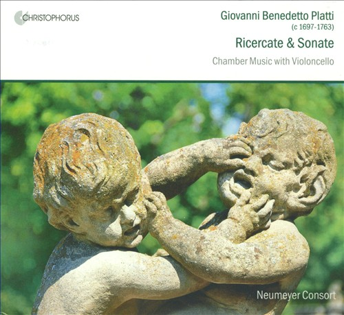 Platti: Ricercate & Sonate