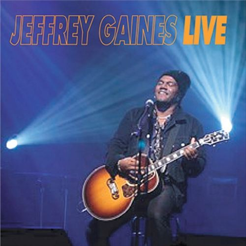 Jeffrey Gaines Live