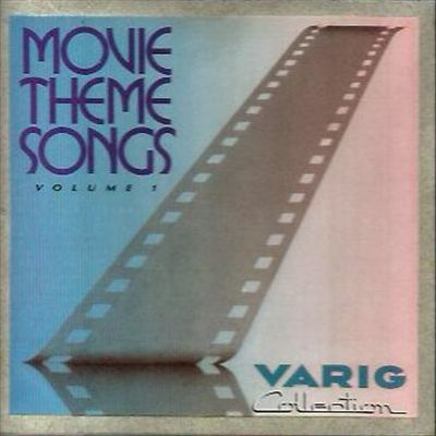 Varig Collection: Movie Theme Songs, Vol. 1