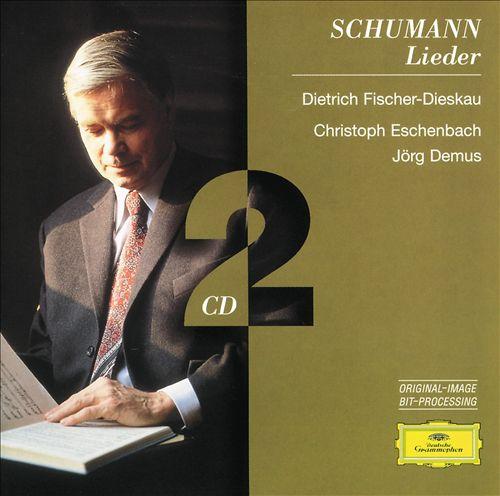 Schumann: Lieder [Germany]