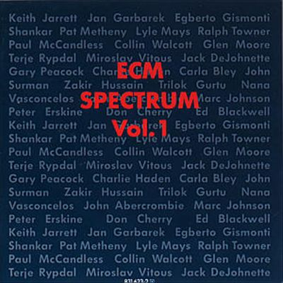 ECM Spectrum, Vol. 1