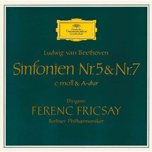 Ludwig van Beethoven: Sinfonien Nr. 5 & Nr. 7