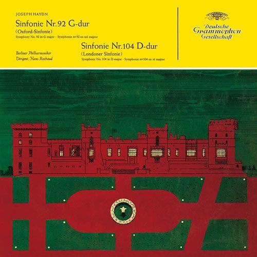 Joseph Haydn: Sinfonie Nr. 92 G-dur; Sinfonie Nr. 104 D-dur