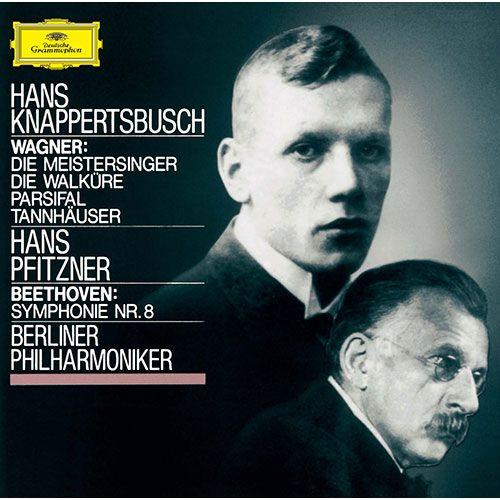 Wagner: Die Meistersinger; Die Walküre; Parsifal; Tannhäuser; Beethoven: Symphonie Nr. 8