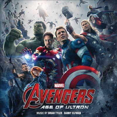 Avengers: Age of Ultron [Original Motion Picture Soundtrack]